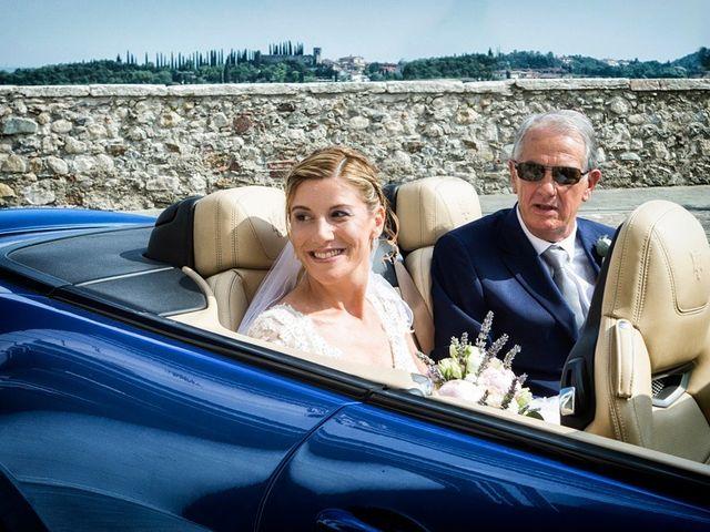Il matrimonio di Romeo e Federica a Polpenazze del Garda, Brescia 23