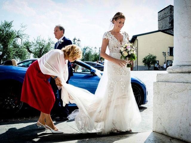 Il matrimonio di Romeo e Federica a Polpenazze del Garda, Brescia 24