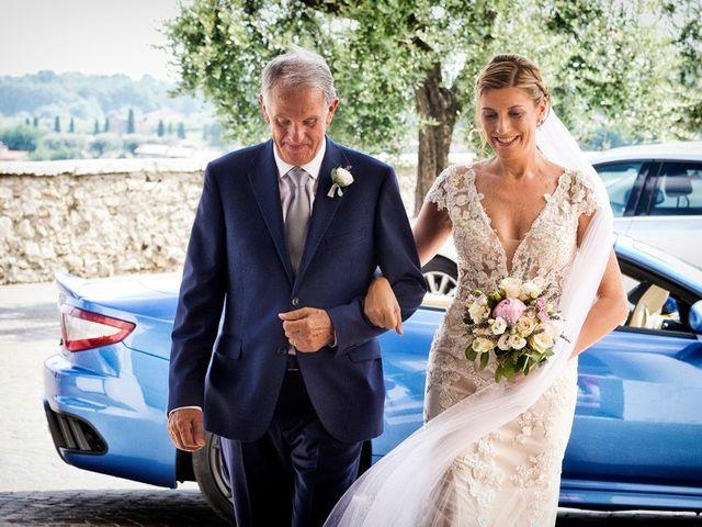 Il matrimonio di Romeo e Federica a Polpenazze del Garda, Brescia 26