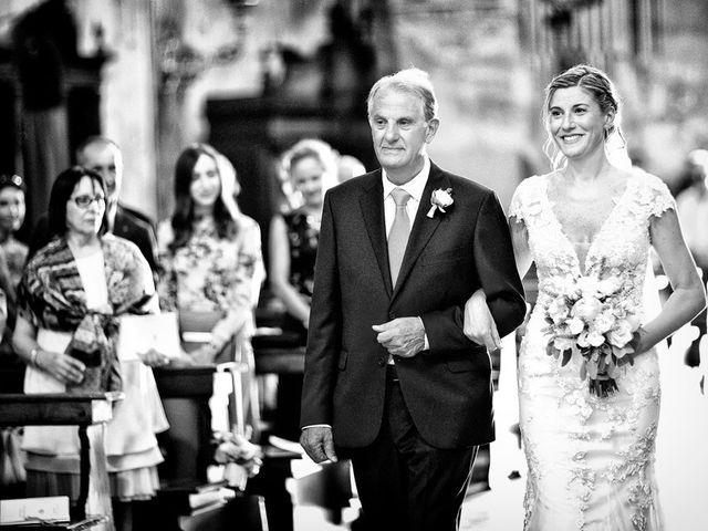 Il matrimonio di Romeo e Federica a Polpenazze del Garda, Brescia 27