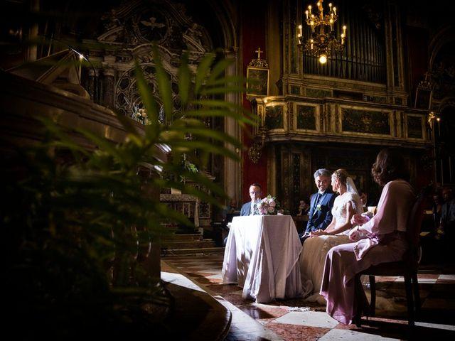 Il matrimonio di Romeo e Federica a Polpenazze del Garda, Brescia 30