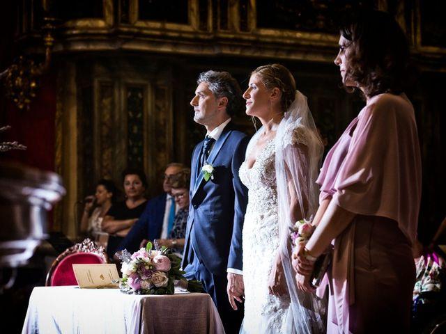 Il matrimonio di Romeo e Federica a Polpenazze del Garda, Brescia 32