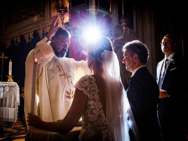 Il matrimonio di Romeo e Federica a Polpenazze del Garda, Brescia 40