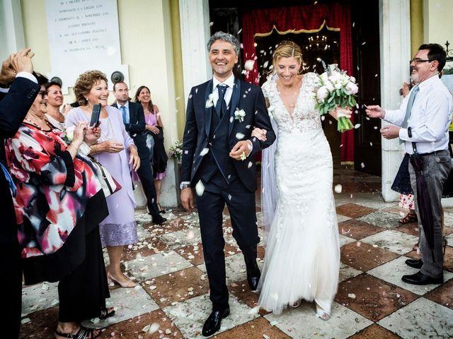 Il matrimonio di Romeo e Federica a Polpenazze del Garda, Brescia 44