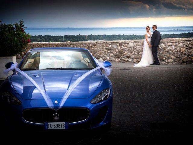 Il matrimonio di Romeo e Federica a Polpenazze del Garda, Brescia 46