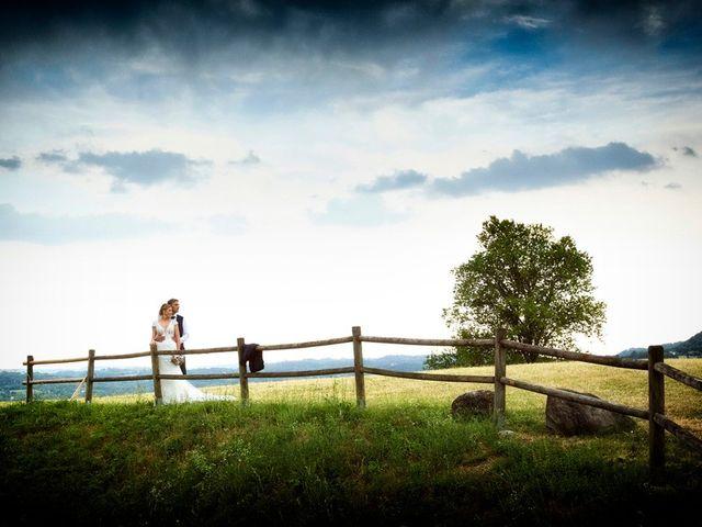 Il matrimonio di Romeo e Federica a Polpenazze del Garda, Brescia 49