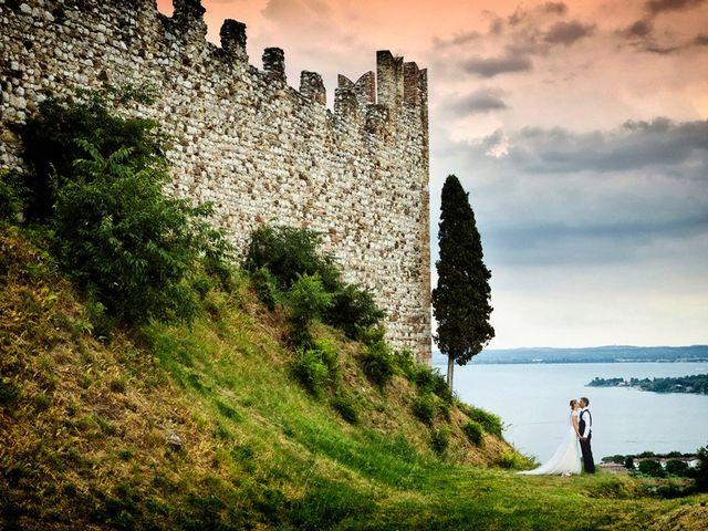 Il matrimonio di Romeo e Federica a Polpenazze del Garda, Brescia 51