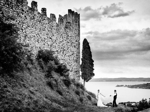 Il matrimonio di Romeo e Federica a Polpenazze del Garda, Brescia 52