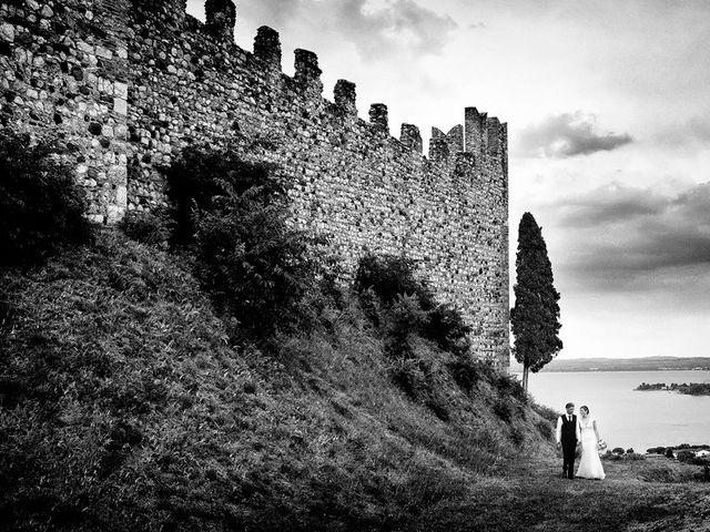 Il matrimonio di Romeo e Federica a Polpenazze del Garda, Brescia 55