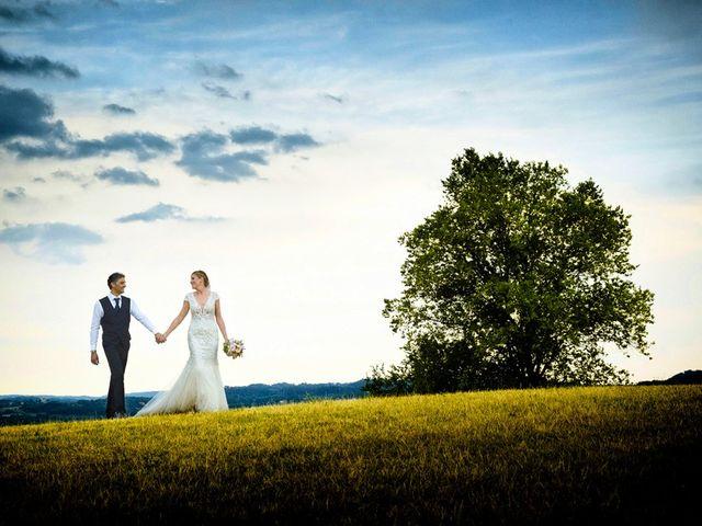 Il matrimonio di Romeo e Federica a Polpenazze del Garda, Brescia 56