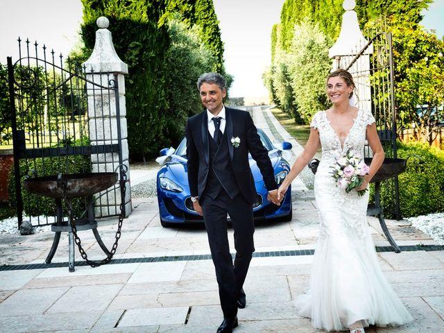 Il matrimonio di Romeo e Federica a Polpenazze del Garda, Brescia 61