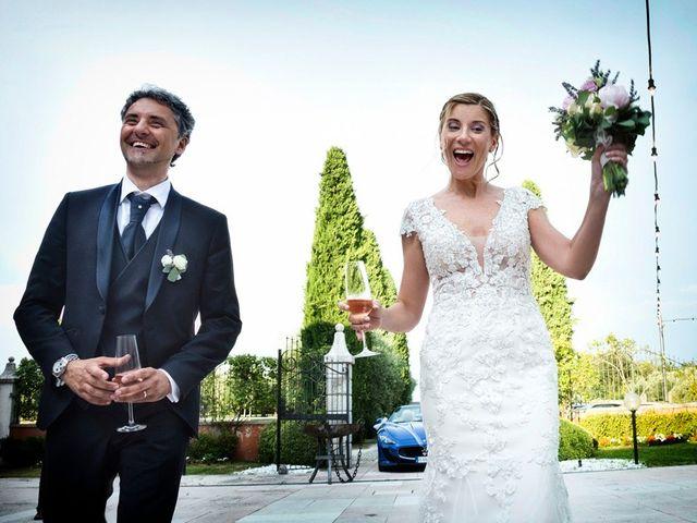 Il matrimonio di Romeo e Federica a Polpenazze del Garda, Brescia 62