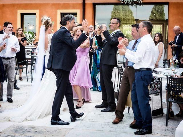 Il matrimonio di Romeo e Federica a Polpenazze del Garda, Brescia 63