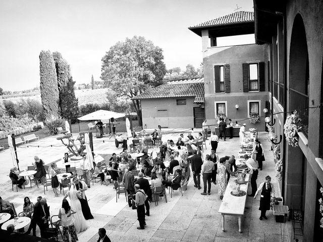 Il matrimonio di Romeo e Federica a Polpenazze del Garda, Brescia 64