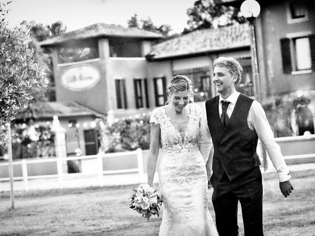 Il matrimonio di Romeo e Federica a Polpenazze del Garda, Brescia 67