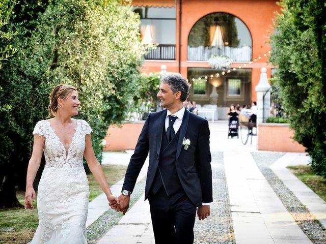 Il matrimonio di Romeo e Federica a Polpenazze del Garda, Brescia 79