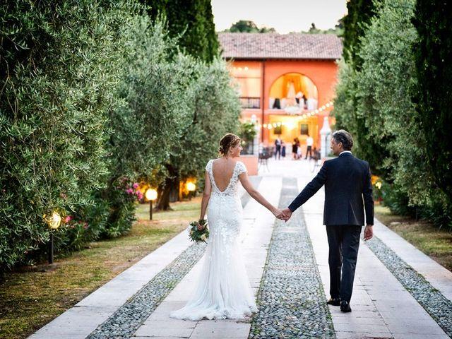 Il matrimonio di Romeo e Federica a Polpenazze del Garda, Brescia 80