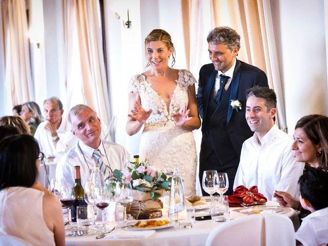 Il matrimonio di Romeo e Federica a Polpenazze del Garda, Brescia 85