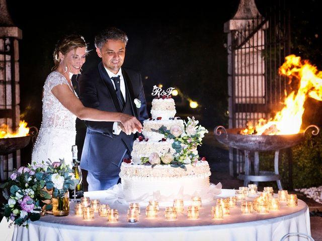 Il matrimonio di Romeo e Federica a Polpenazze del Garda, Brescia 87