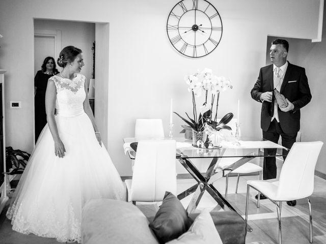 Il matrimonio di Alberto e Alessia a Bondeno, Ferrara 9