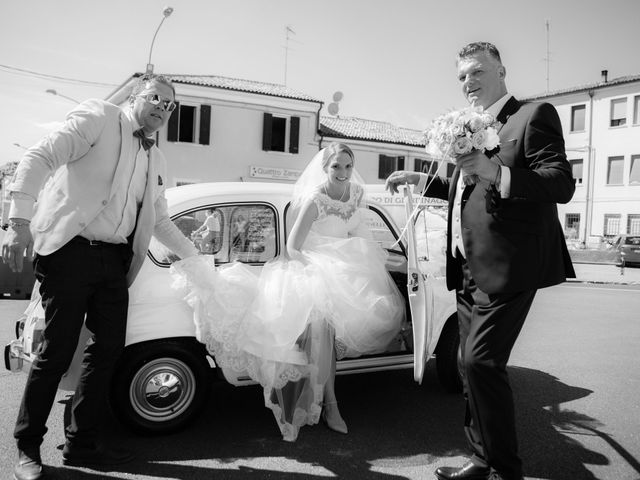 Il matrimonio di Alberto e Alessia a Bondeno, Ferrara 12