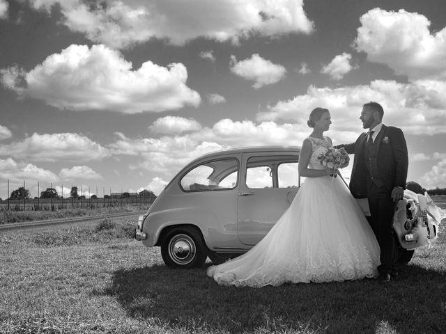 Il matrimonio di Alberto e Alessia a Bondeno, Ferrara 18
