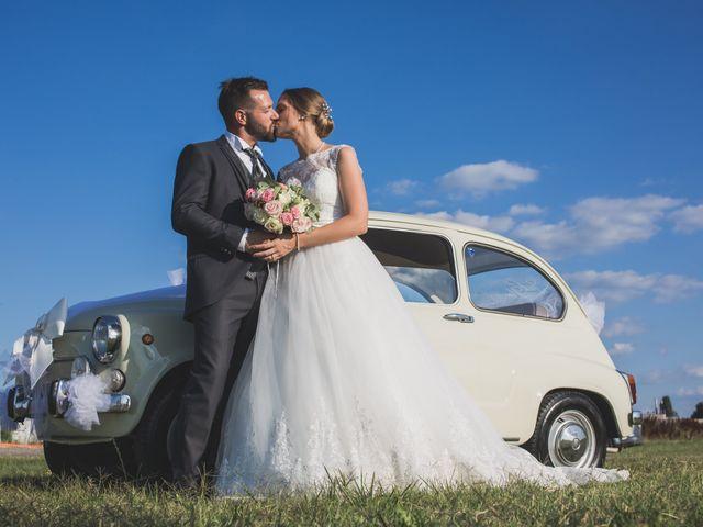 Il matrimonio di Alberto e Alessia a Bondeno, Ferrara 19