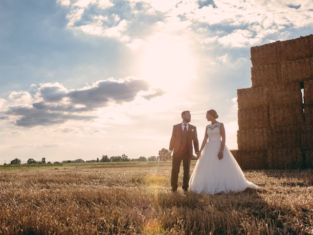 Il matrimonio di Alberto e Alessia a Bondeno, Ferrara 22