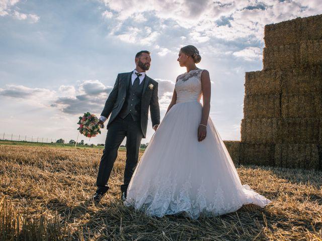 Il matrimonio di Alberto e Alessia a Bondeno, Ferrara 23
