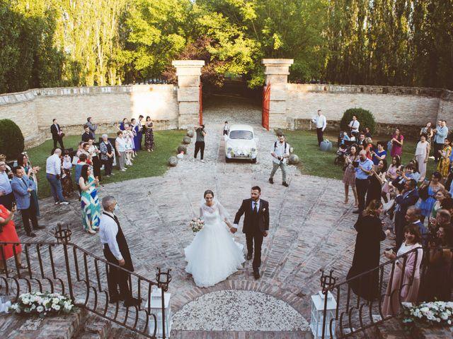 Il matrimonio di Alberto e Alessia a Bondeno, Ferrara 25