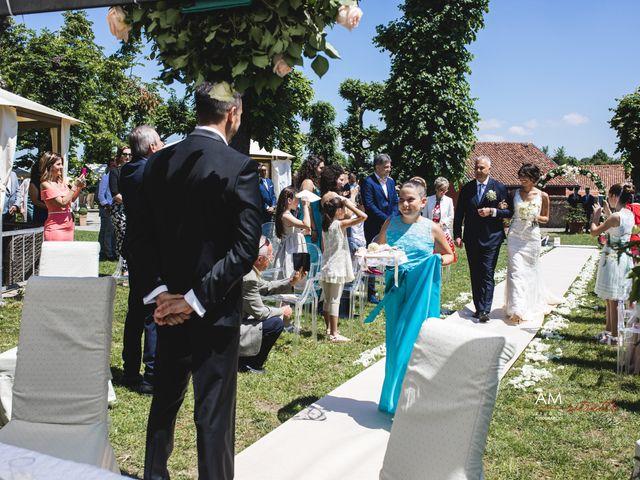 Il matrimonio di Fulvio e Francesca a Montaldo Torinese, Torino 5