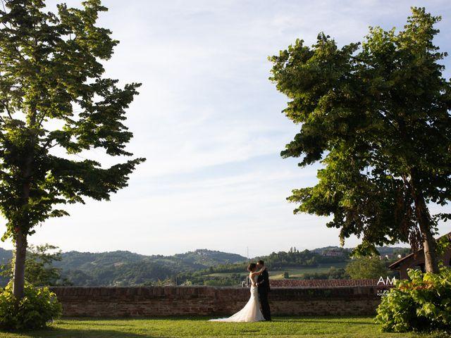 Il matrimonio di Fulvio e Francesca a Montaldo Torinese, Torino 7