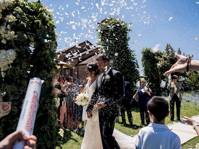 Il matrimonio di Fulvio e Francesca a Montaldo Torinese, Torino 8