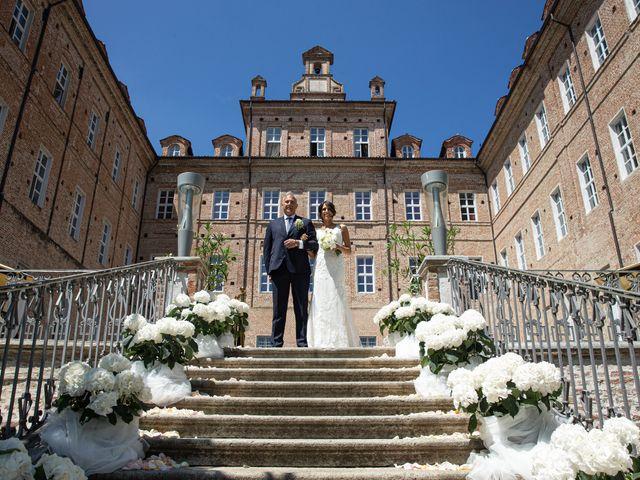 Il matrimonio di Fulvio e Francesca a Montaldo Torinese, Torino 18
