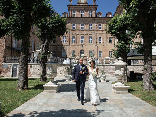 Il matrimonio di Fulvio e Francesca a Montaldo Torinese, Torino 19