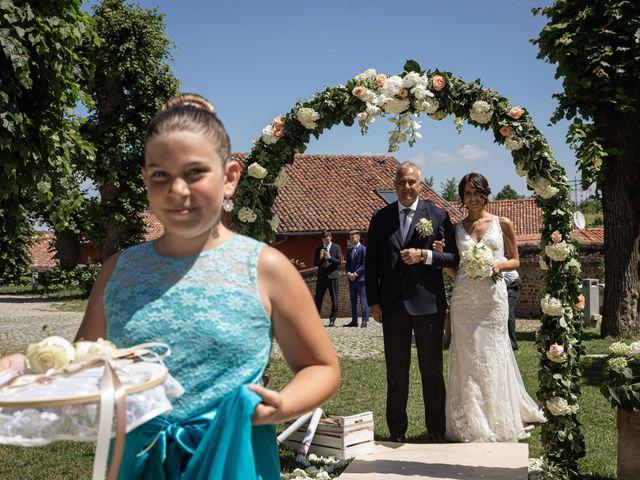 Il matrimonio di Fulvio e Francesca a Montaldo Torinese, Torino 20