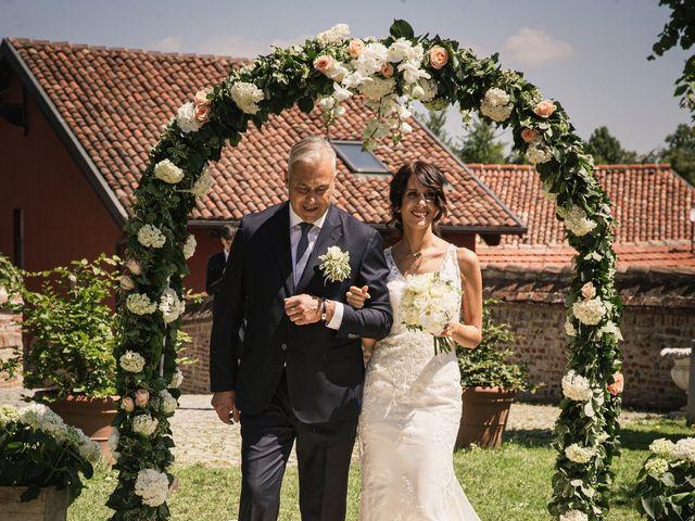 Il matrimonio di Fulvio e Francesca a Montaldo Torinese, Torino 21