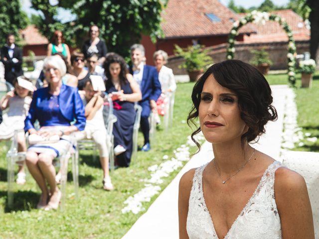Il matrimonio di Fulvio e Francesca a Montaldo Torinese, Torino 23