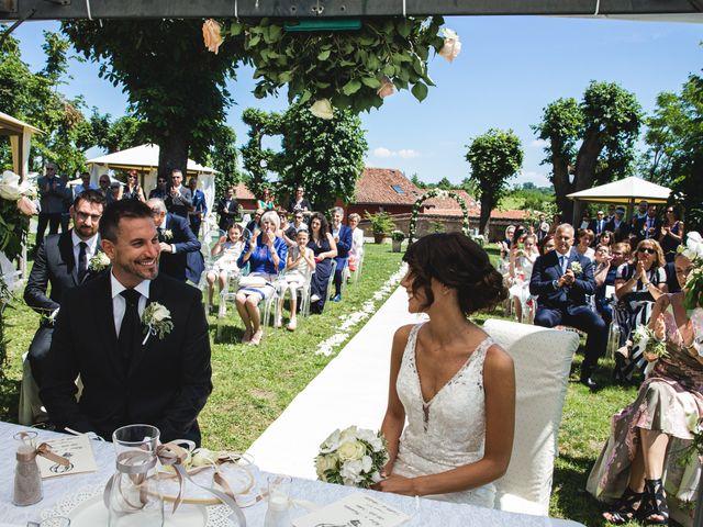 Il matrimonio di Fulvio e Francesca a Montaldo Torinese, Torino 24
