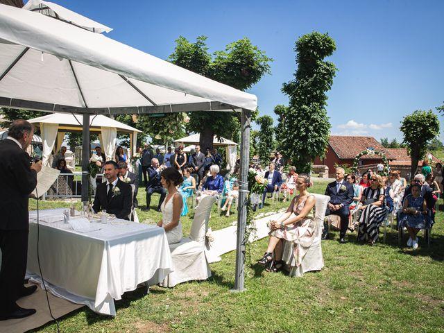Il matrimonio di Fulvio e Francesca a Montaldo Torinese, Torino 25