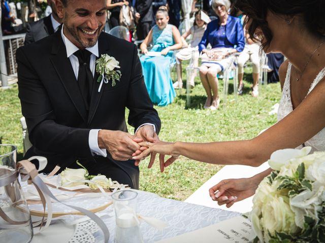 Il matrimonio di Fulvio e Francesca a Montaldo Torinese, Torino 27