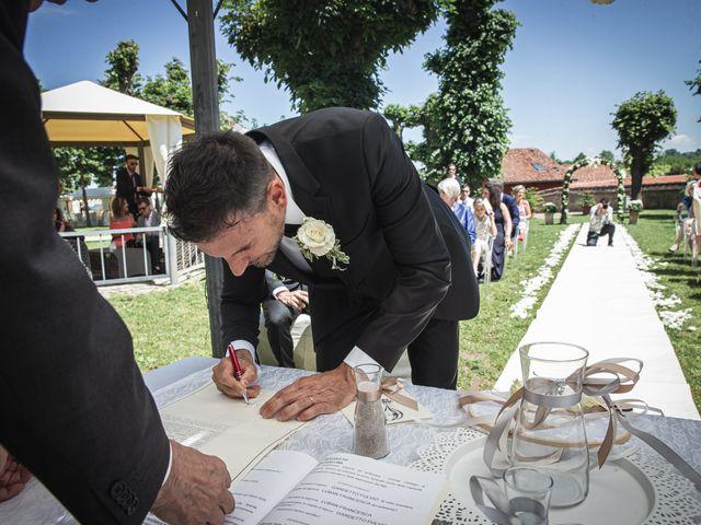 Il matrimonio di Fulvio e Francesca a Montaldo Torinese, Torino 28