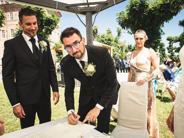Il matrimonio di Fulvio e Francesca a Montaldo Torinese, Torino 30