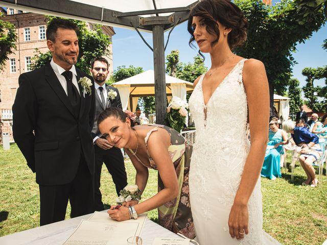 Il matrimonio di Fulvio e Francesca a Montaldo Torinese, Torino 31