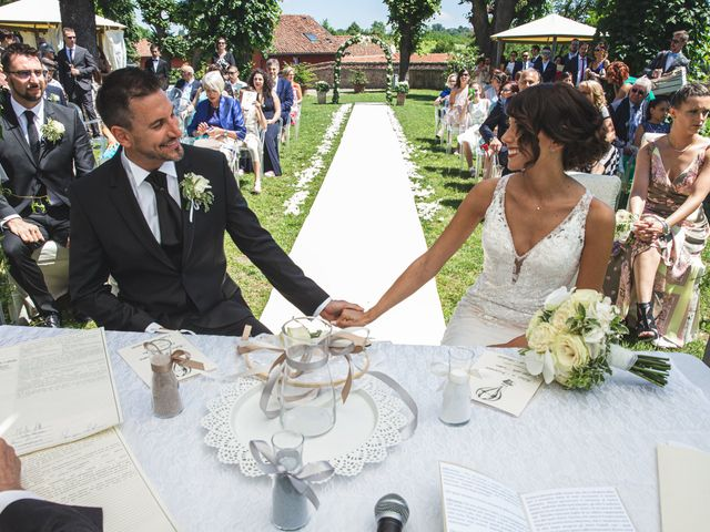 Il matrimonio di Fulvio e Francesca a Montaldo Torinese, Torino 32