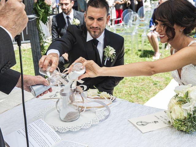 Il matrimonio di Fulvio e Francesca a Montaldo Torinese, Torino 33