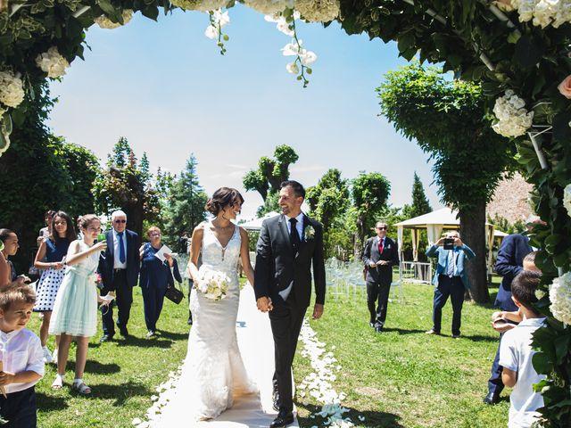 Il matrimonio di Fulvio e Francesca a Montaldo Torinese, Torino 36