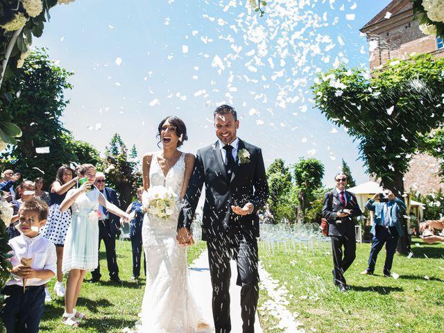 Il matrimonio di Fulvio e Francesca a Montaldo Torinese, Torino 37