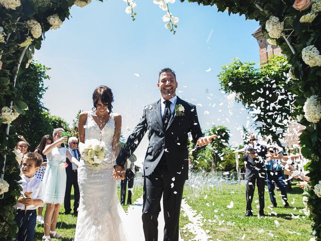Il matrimonio di Fulvio e Francesca a Montaldo Torinese, Torino 38