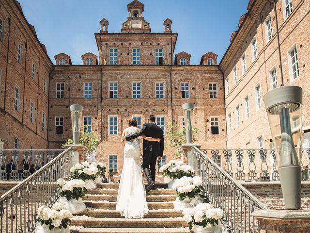 Il matrimonio di Fulvio e Francesca a Montaldo Torinese, Torino 39